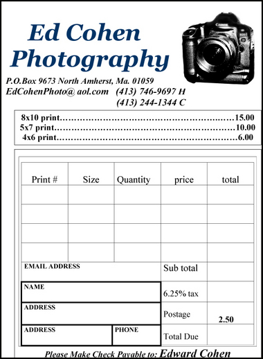 photography order form template beautifuel me 22 pography order form images sample event